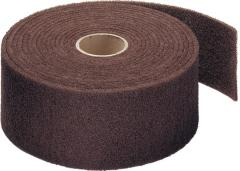 Roll from nonwoven abrasive fabric Klingspor...