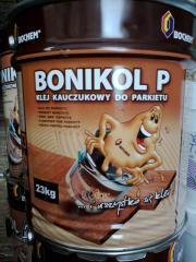 Клей для паркета BONIKOL P (Польша) 23кг