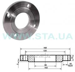 Flanges motionless steel of Du of 50 mm Ru10 of