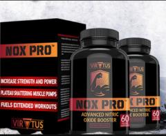 Nox Pro (Нокс Про)- капсулы для роста мышц
