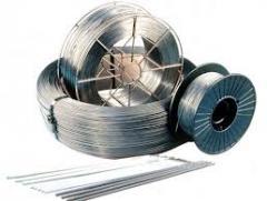 Wire steel naplavochny GOST 10543-98