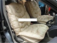 Чехлы салона автомобильные. Чехлы на сиденья от JP