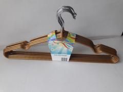Набор комплект вешалка металлическая с силиконовым