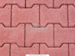 Армированная тротуарная плитка