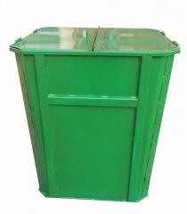 Контейнер для мусора КБМ-0,75