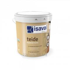 Economic paint for walls and ceilings of internal