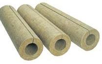 Полуцилиндры из базальтового волокна