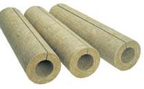 Semi-cylinders from basalt fiber