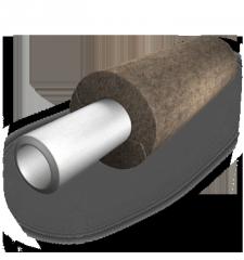 Semi-cylinders basalt ø the 32-325th