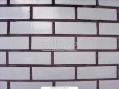 The brick is silicate