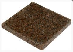 Плитка модульная полированная/ термо 20 мм