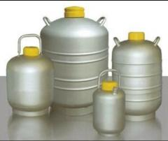 Mixes gas for packing of foodstuff