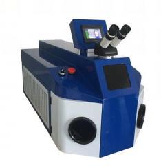 Ювелирный лазерный сварочный аппарат 200 Вт yag