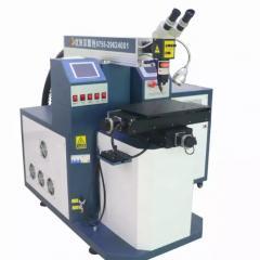 Автоматический лазерный сварочный аппарат с ЧПУ