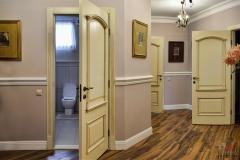 Двери из ясеня «Грация лайт»