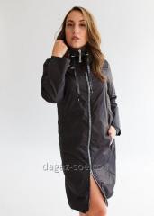 여성의 레인 코트