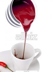 Syrups crimson
