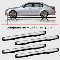 Automotive moldings