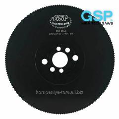 Detachable circular saw on Z=280 HSS/DMo5 GSP