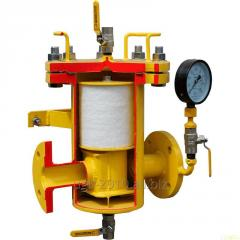 Filter separator GASES type FSG series L