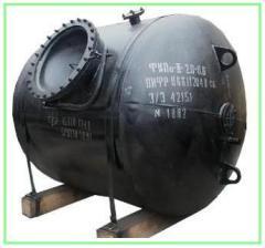 Фильтры типа ФИПа, ФИПр, ФОВ на 0,6 МПа.