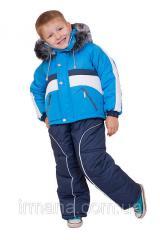 Костюм дитячий зимовий Спорт