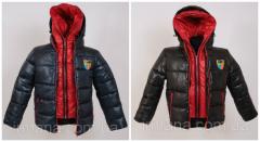 Куртка зимняя Айсберг подросток
