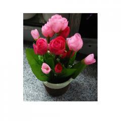 Декор T15-16 цветы