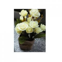Декор T15-19 цветы