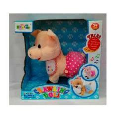 Мягкая игрушка CL1397A свинка
