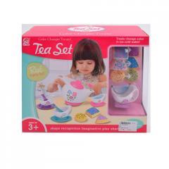 Игрушечная посуда SK20A чайный сервиз на 3персоны