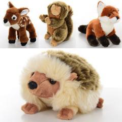 Мягкая игрушка SW3683 дикие животные
