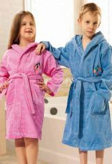 Dressing gowns nurseries terry.