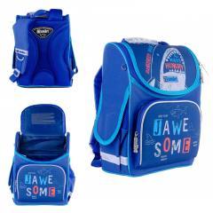 Рюкзак шкільний каркасний SMART PG-11 Jawe Some