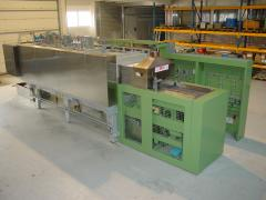 Conveyor belt furnace - TYPE 300