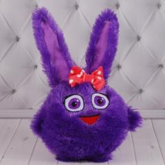 Пухнастик фиолетовый