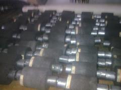 Thermite cartridges of PAS-120, PAS-150, PAS-185