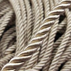 Декоративный шнур для натяжных потолков, КАПУЧИНО 10 мм (6-ЮА-0005)