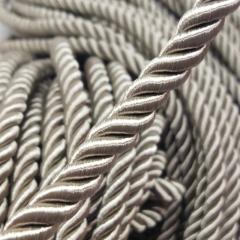 Декоративный шнур для натяжных потолков, СЕРЫЙ №85 10 мм (6-ЮА-0008)