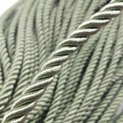 Декоративный шнур для натяжных потолков, ОЛИВКА №101 10 мм (6-ЮА-0007)