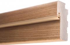 Pogonazh wooden shponirovanny, Box bar