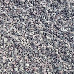 Щебень гранитный фракция 5–20 мм
