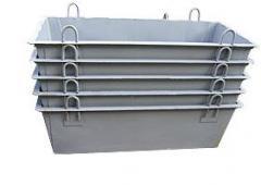 Ящик строительный для каменщика 0,2 м3; 0,3 м3; 1,0 м3; 1,5 м3