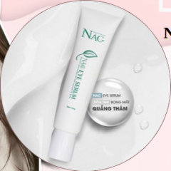 Nac Eye Serum (Нэк Ай Серум) - крем для...