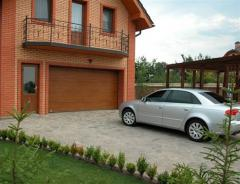 Garage automatic gate