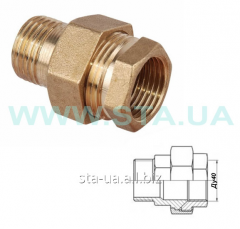 American's couplings brass Du40mm of VN