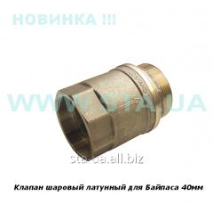 Backpressure spherical valves for heating of