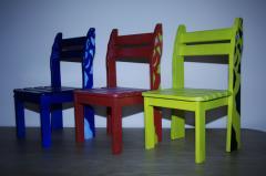 Мебель для дошкольных учреждений | Стулья детские