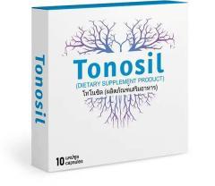 Tonosil (Тоносил) - капсулы от гипертонии