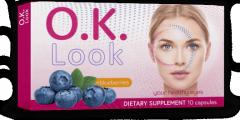 OK Look (ОК Лук) - капсулы для улучшения зрения